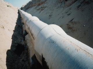 包头市神华煤制油供水工程