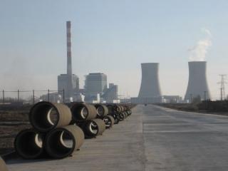内蒙古包头华电河西电厂厂外供水工程